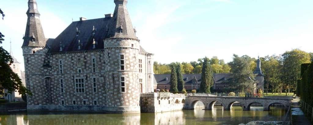 Rénovation d'un château (Jehay)