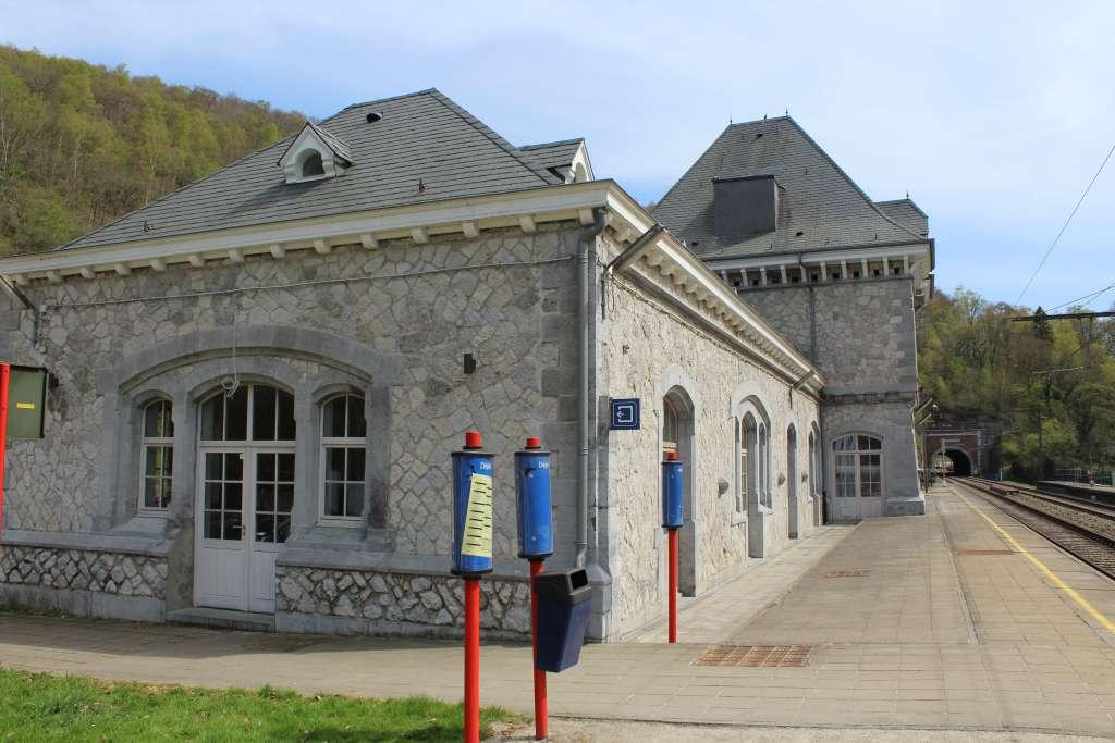 Rénovation de la Gare ferroviaire (Trooz)