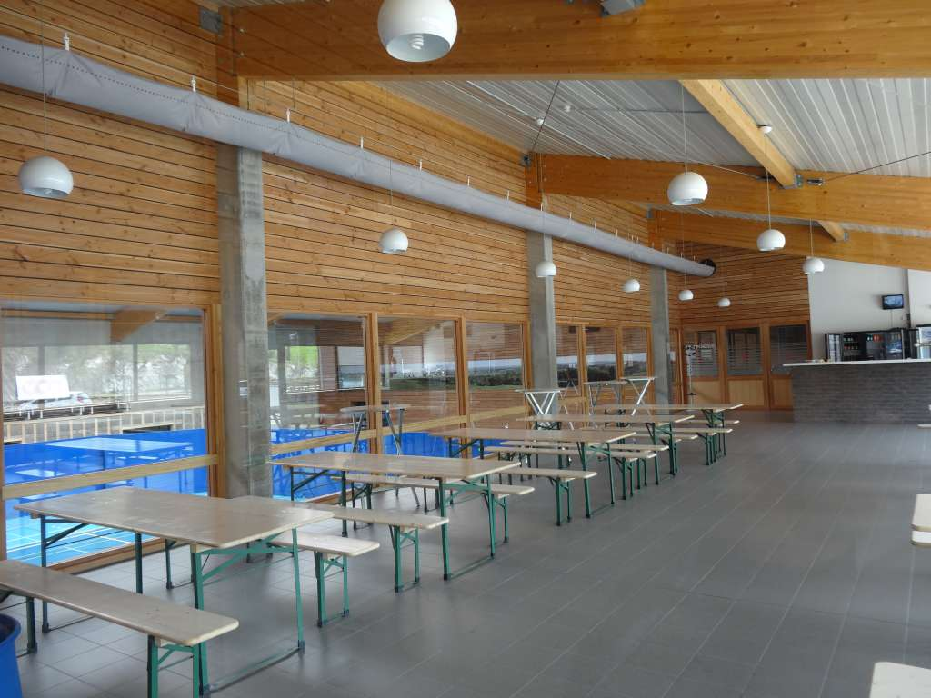 Construction d'un Hall Omnisport Antoine Fonck (Thimister)