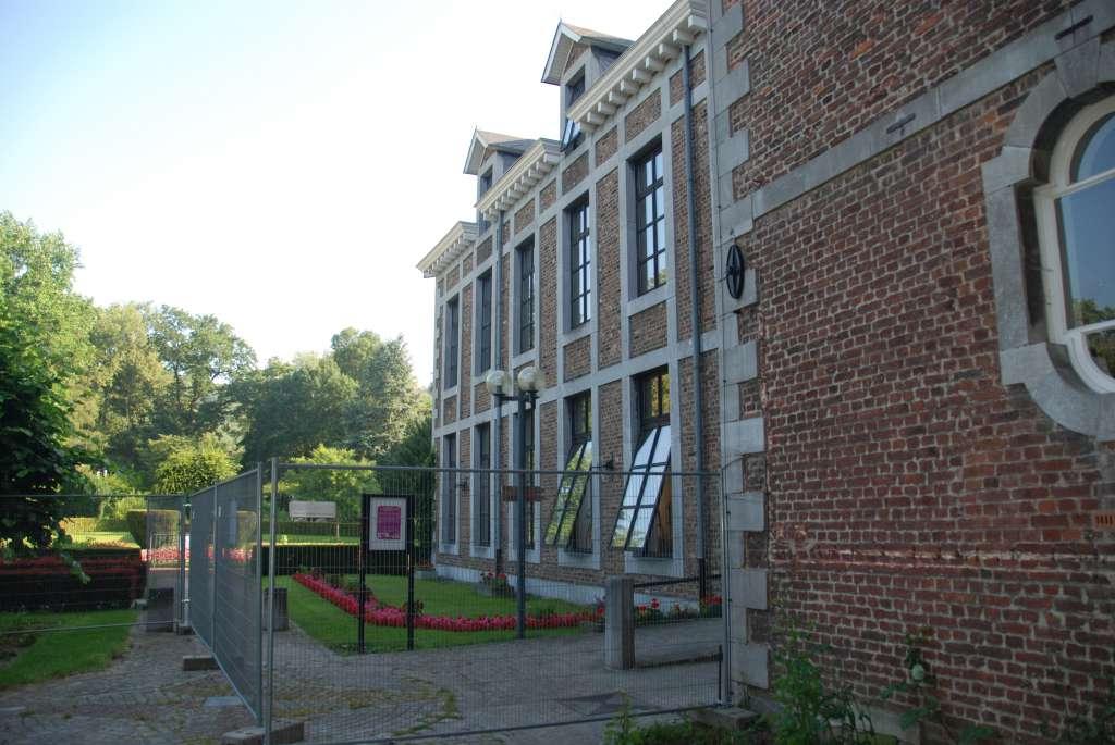 Rénovation de l'hôtel de ville (Flémalle)