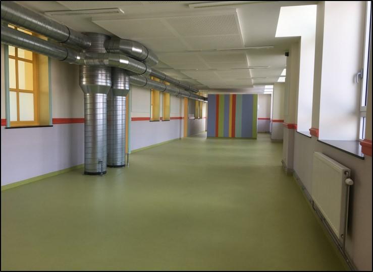 Rénovation de l'école Emile-Jeanne (Liège)